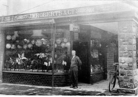 J.W. Roberts and Co: Swansea Road Nurseries